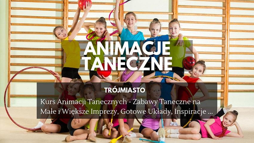 Akademia Animatora - Animacje Taneczne