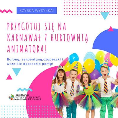 HurtowniaAnimatora.pl - Karnawał 2019