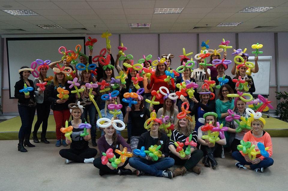 Kurs Animatora Zabaw dla Dzieci Warszawa