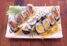 18 marca – Międzynarodowy Dzień Sushi