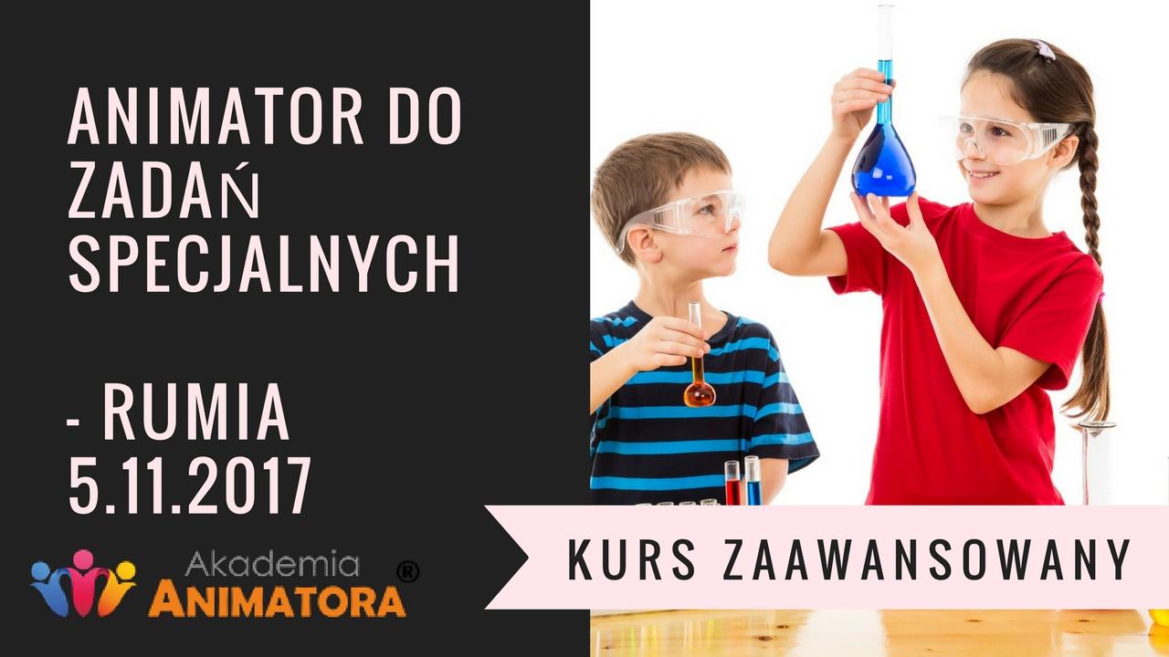 Kurs Animatora Do Zadań Specjalnych 002 – Akademia Animatora