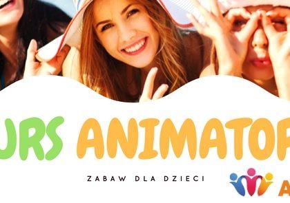 Profesjonalny Kurs Animatora Warszawa 7.10.2017 – zapisz się