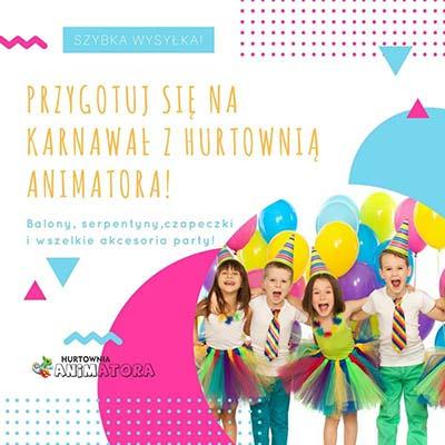 HurtowniaAnimatora.pl - Profesjonalne Artykuły na Party