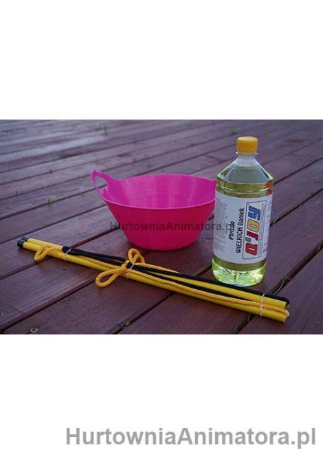 Wypróbuj Płyn do Baniek Marki QJoy™ – w wyjątkowej cenie na wypróbowanie – tylko 2zł za 1 litr