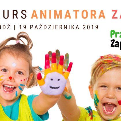 Kurs Animatora Łódź 19.10.2019