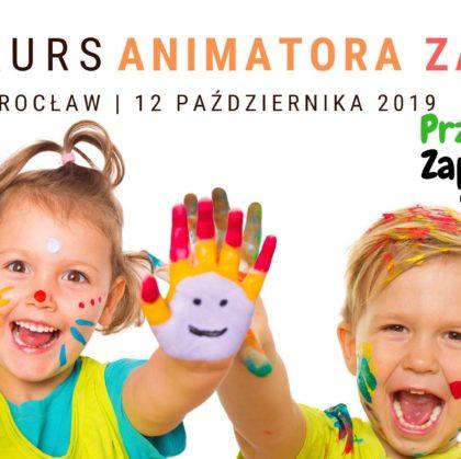 Kurs Animatora Wrocław 12.10.2019