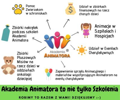 Akademia Animatora to nie tylko Szkolenia!