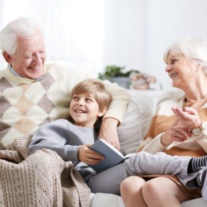 Pomysły na Dzień Babci i Dziadka